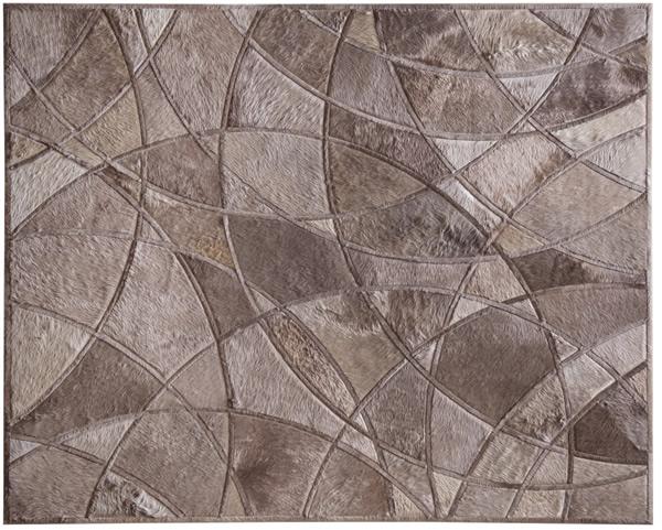 天然牛皮地毯的发展历程--苏里皮革分享