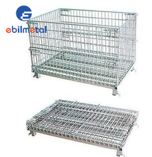 Fold Wire Container