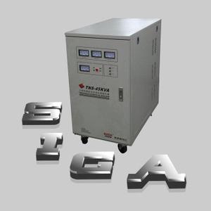 TNS-45KVA三相高精度全自动交流稳压器
