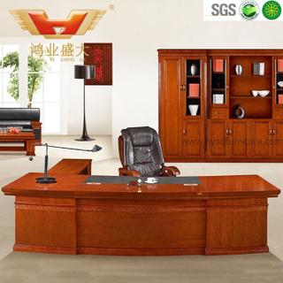 广东鸿业办公家具 厂家直销 办公桌 高档豪华总裁班台 HY-D1132