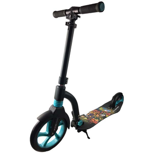 Adult Scooter with Front 200mm PU Wheel and Rear 180mm PU Wheel