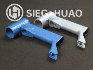 Aluminum Die Casting Powder Coated ADC 12 Shell for Pneumatic Tools