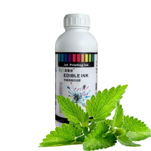 Inkjet printing ink for small character