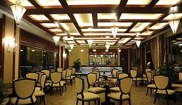 餐厅照明设计