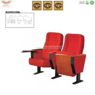 广东鸿业盛大办公家具 厂家直销 礼堂椅 影剧院椅 阶梯教室椅 HY-9005