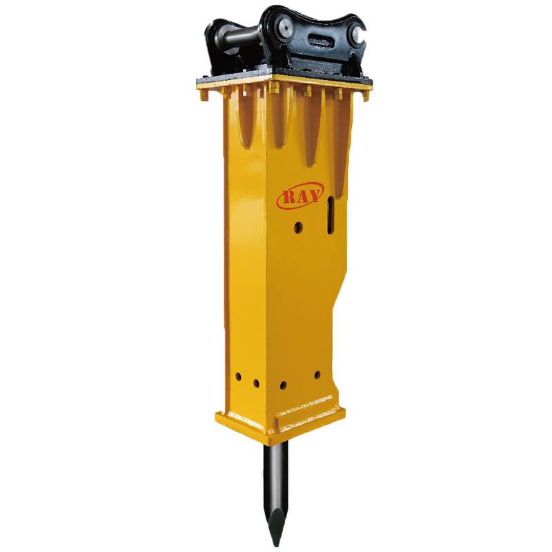 """7~8吨挖机 创成液压破碎锤是指""""破碎锤""""或者""""破碎器"""".图片"""