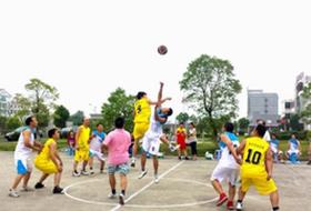 篮球比赛1