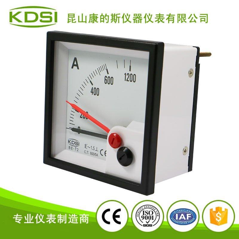 be-72 ac600/5a-双指针交流电流表be-72 ac600/5a 安培表头