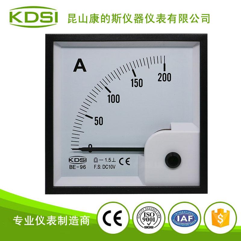dc10v 200a  dc a 直流电流表 电流范围 ua 50ua 100ua 150ua 250ua