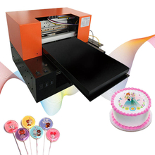 A3 Desktop Flatbed Food Printer