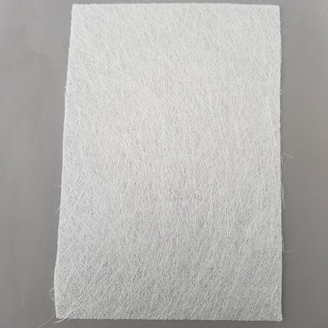 玻璃纖維復合氈 240g:玻纖氈+網眼聚酯表面氈