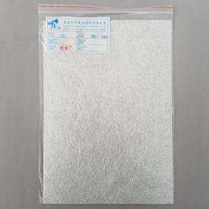 玻璃纖維復合氈 240g:玻纖氈+平紋聚酯表面氈