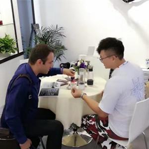 2017上海國際水展落幕 Loson Sdaniel攜藝術精品引領水素行業潮流