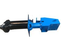SPR襯膠液下渣漿泵