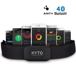 KYTO2809 可調式藍牙ANT+心率帶