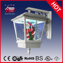 (LW40045D-W) Outdoor&Indoor Lighted Snowing Wall Lamp