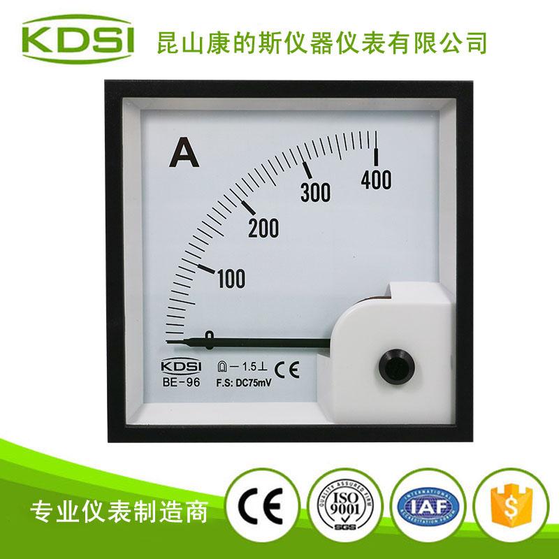 动圈装置显示功率因素cos¢ 功率因素表 型号 规格 电压/电流 be-96