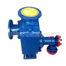 ZW型自吸式無堵塞污水泵
