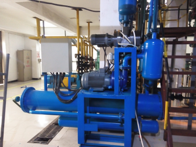 SXCQ-GX-S-4 系列高效真空抽气系统