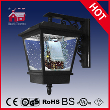 (LW40045W-H) Outdoor&Indoor Lighted Snowing Wall Lamp