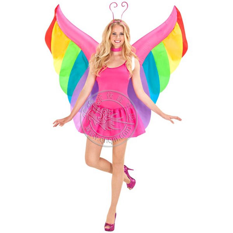 充气仙女翅膀