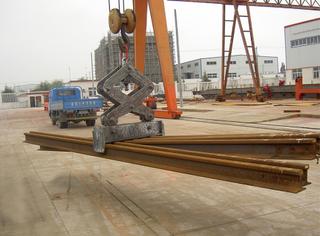 多根鋼軌吊具