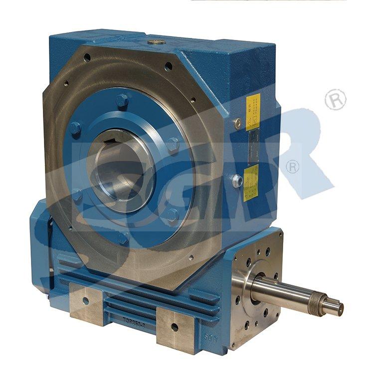 TOP()-()压片机专用環面蝸杆減速器