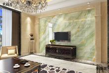 大理石纹背景墙专区 翡翠玉石