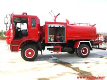 DFL 4x2 /4x4 water tanker fire truck