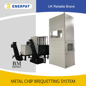 Enerpat Uk-Metal Chip Briquetting System-3