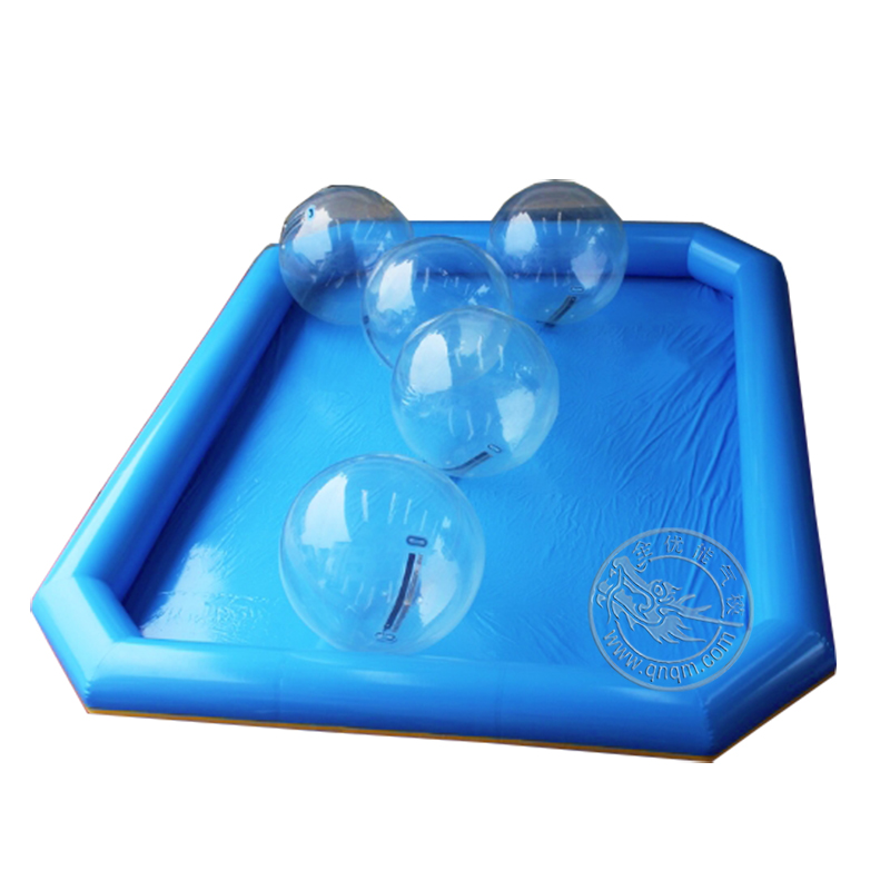 移动充气游泳池