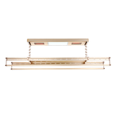 Q5黄金管系列尊贵型整杆_智能晾衣架