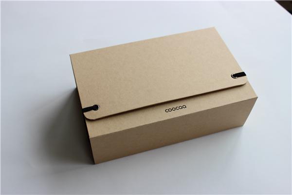 型盒牛皮纸包装