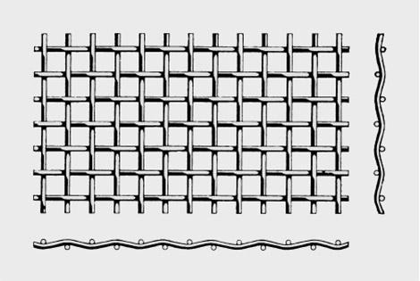 双向平纹编织