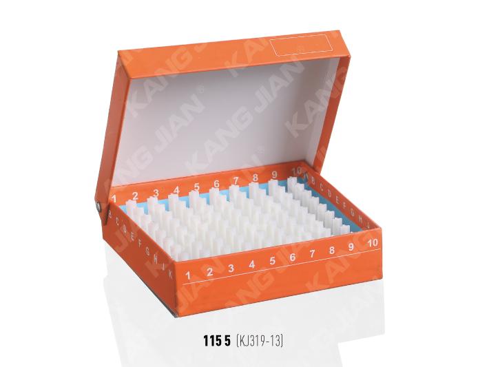 纸质冻存管盒 100格