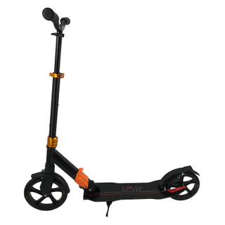 Full aluminum 230mm scooter with front suspension