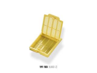 包埋盒 条形孔