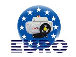 2004年12月:首批DCL系列產品出口歐洲,全年共銷售各種型號和規格的電動執行器7300套;