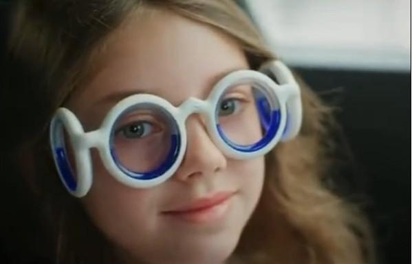 防暈車眼鏡