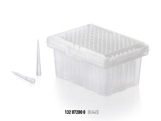 帝肯自動化系統專用吸頭 200μl 盒裝