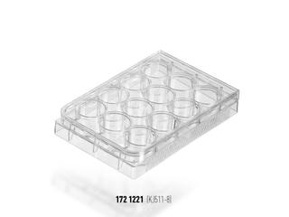 培养板 12孔 平底