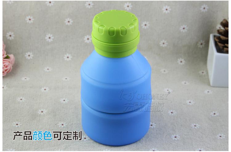 硅胶折叠水壶04