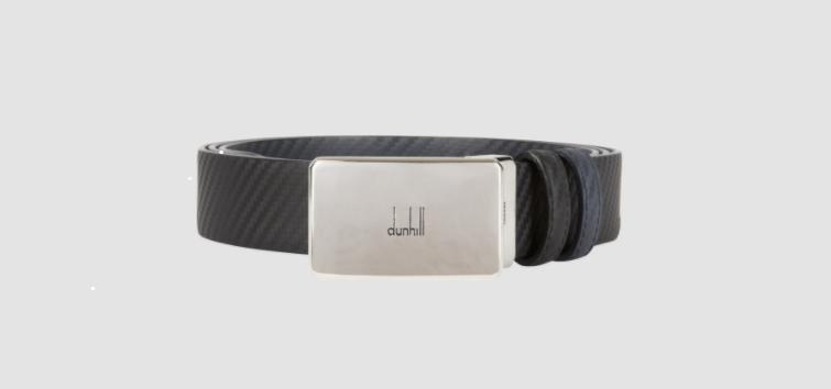 十大腰带品牌-登喜路(Dunhill)
