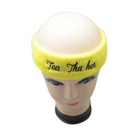 发带厂家直销,纯棉毛巾束发带,运动发带个性美容装饰定制头巾