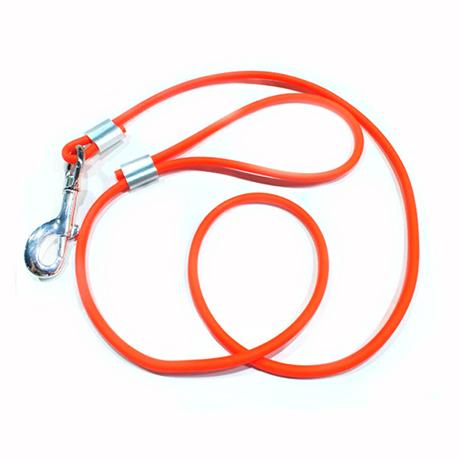 百强橡塑-包胶钢丝绳(TPU包胶织带, TPU包胶钢丝绳, 包芯铝线, 包胶钢丝)-应用到宠物牵引绳.jpg