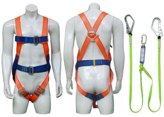 高空作业安全带,电工安全带,防坠落安全-织带式