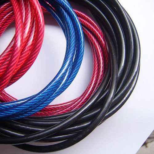 不同色的包胶织带绳带-百强橡塑