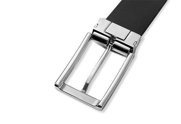 百强-全能皮腰带,男士腰带, 商务腰带-针扣扣具
