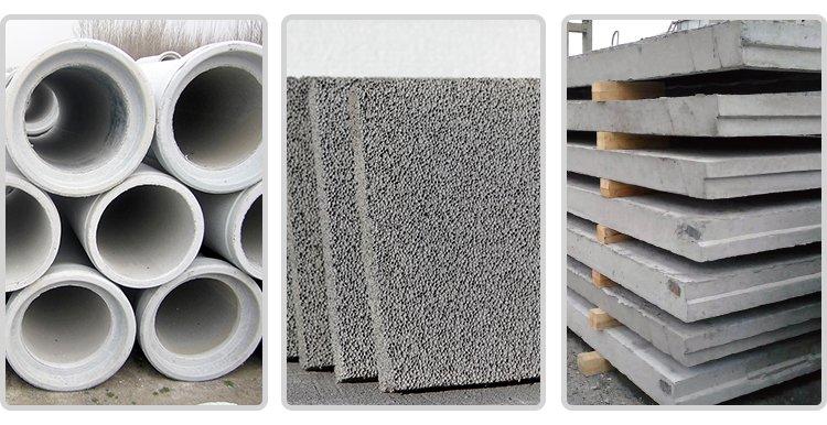 Concrete用短切丝应用