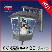 (LW40045H-S) Outdoor&Indoor Lighted Snowing Wall Lamp